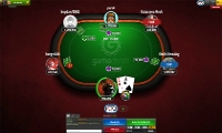 Game-Fenster - Poker Texas Holdem