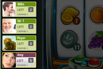 Bingo Slots - tutorial screen 2