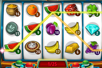 Bingo Slots - tutorial screen 4