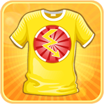 Bright T-shirt