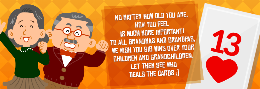 Grandparents are back in the game!