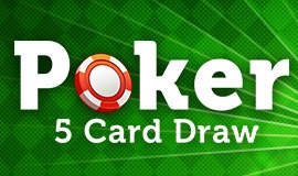 Poker 5 Card Draw: Speel nu