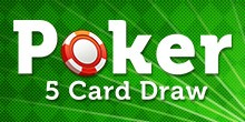 Poker 5 Cartes Draw