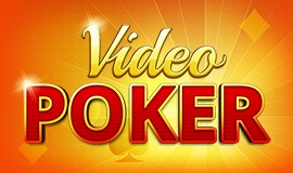 Video Poker: Jouer maintenant