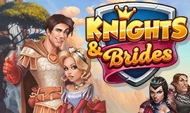 Knights and Brides: Encontre-me um lugar