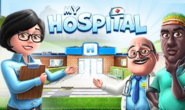 My Hospital: Encontre-me um lugar
