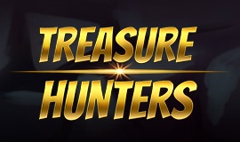 Treasure Hunters: Encontre-me um lugar