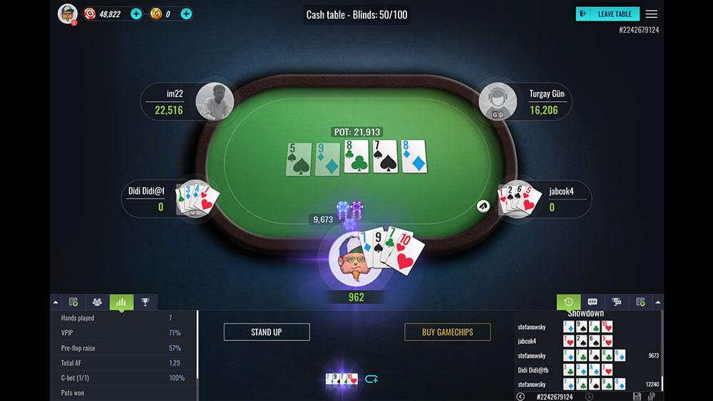 Poker Omaha By Gamedesire Play Online For Free Start The Game