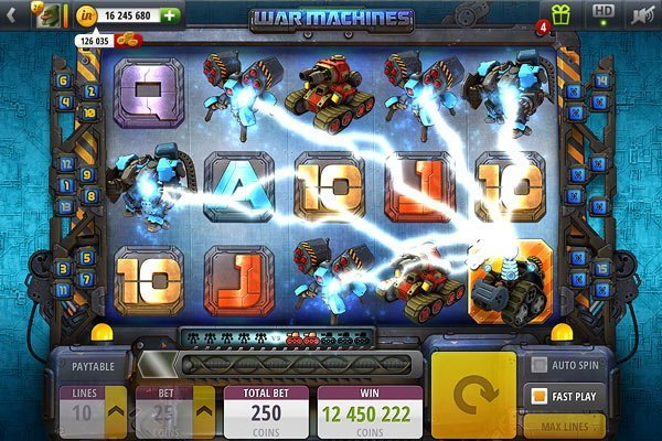 Golden Reels Casino Slots