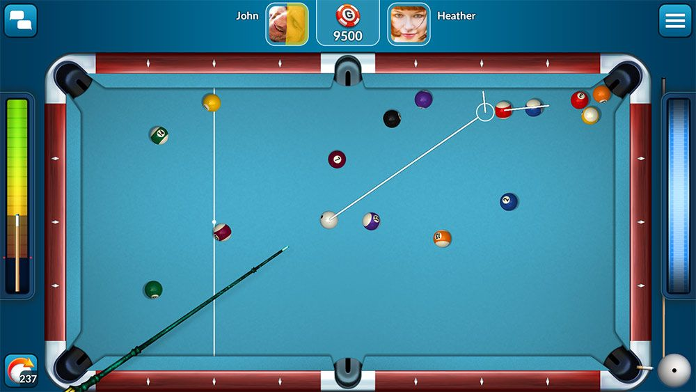 Pool Live Pro Play Online On GameDesire Millions Of Players - Billiards table online