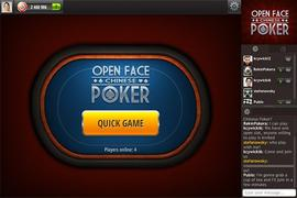 Poker cinese Open Face