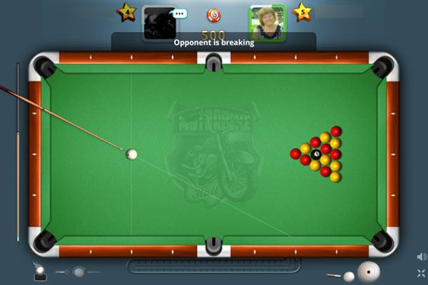 Blackball Pool Game Rules Gameplay See How To Play Blackball Pool On Gamedesire