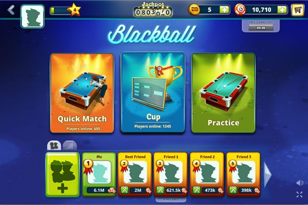 Blackball Pool