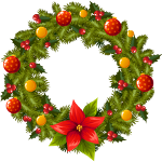 Christmas wreath - Soldout