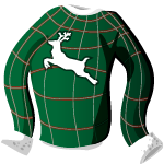 Deer sweater - Soldout