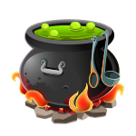 Martha's cauldron