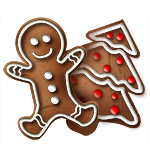 Merry Xmas Cookies - Limited gift