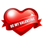 Be my Valentine! - Soldout