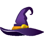 Witch hat - Soldout