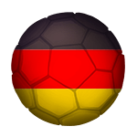 Germany ball
