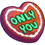 Only You Cake - Soldout