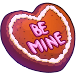 Be Mine Cake - Soldout