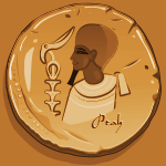Seal of Ptah (Clay copy) - Soldout
