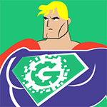 Super GD-Man