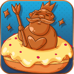 Bronze Royal Donut - Limited gift