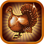 Bronze Turkey - Gift limitado