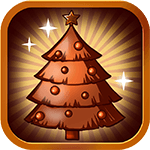Bronze Christmas Tree - Limited gift