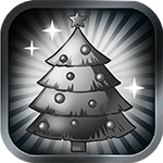 Silver Christmas Tree - Soldout
