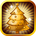 Golden Christmas Tree - Soldout
