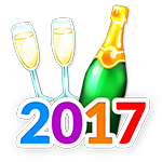 New Year's Eve Toasts - Soldout
